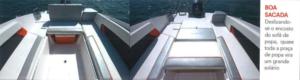 Ventura V210 Comfort - Sofá de popa-solário