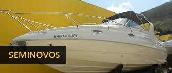 Compre Agora seu Barco Seminovo com total segurança.
